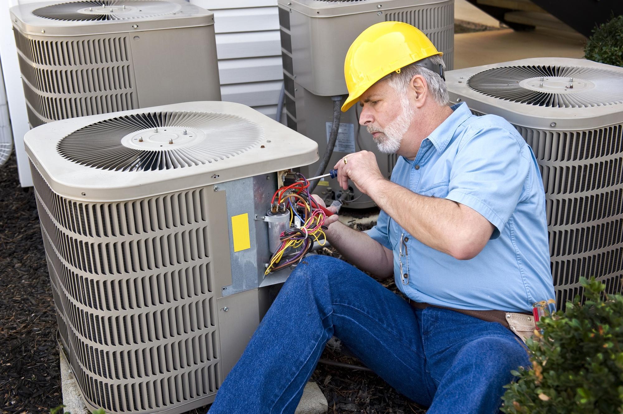 air conditioner repair edmonton alberta