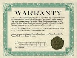 Air Conditioner Warranty